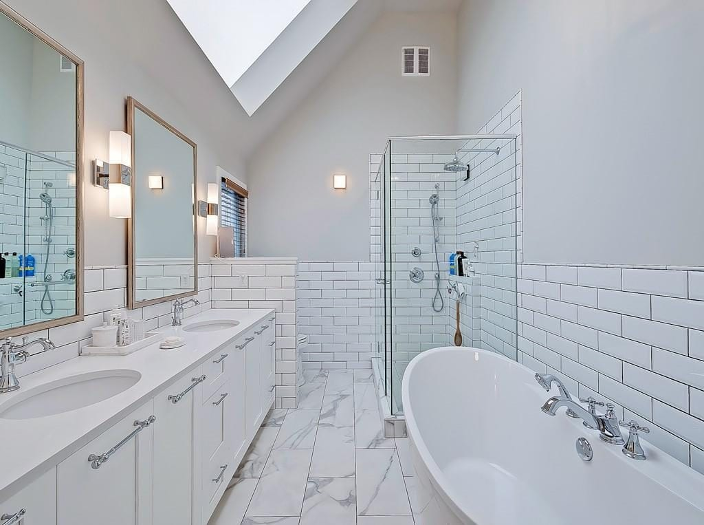 parkhill home for sale master ensuite bathroom