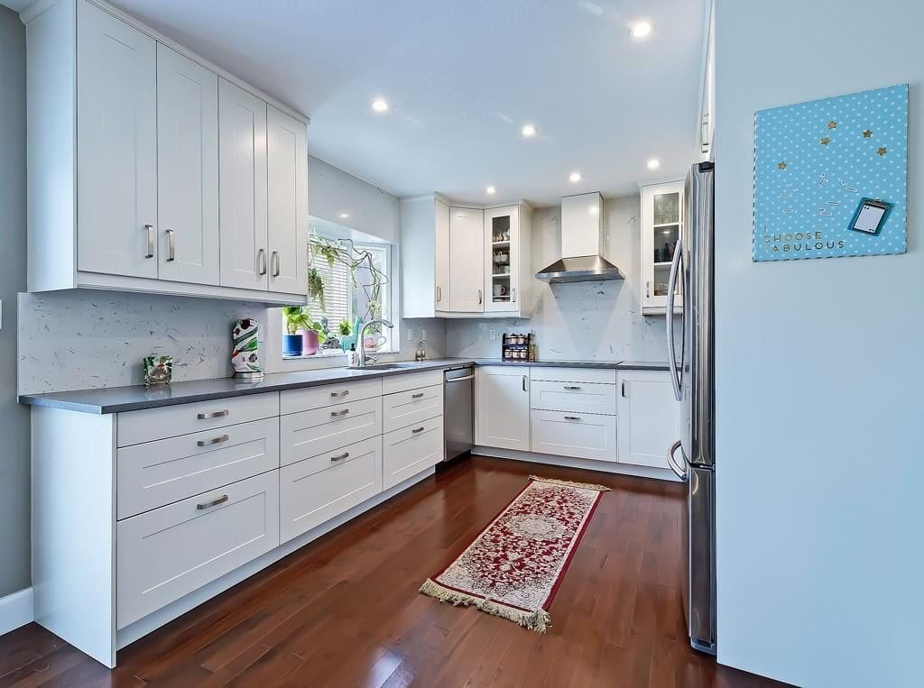 hawkwood real estate for sale kitchen view