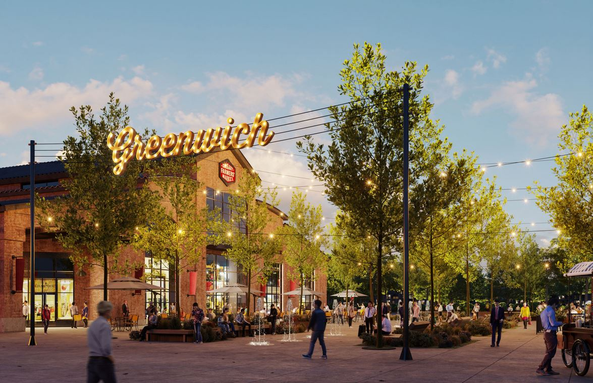 Greenwich mixed-use community Calgary