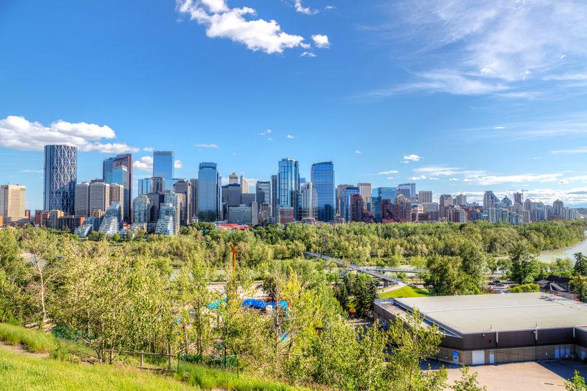 Sunnyside Crescent Heights Calgary Alberta