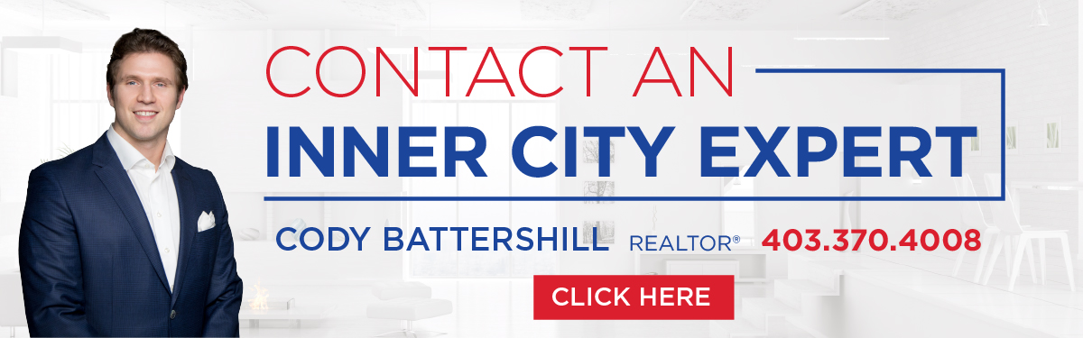 Calgary inner city real estate expert Cody Battershill REALTOR
