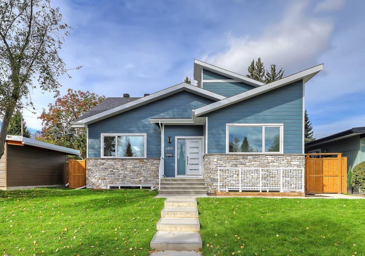 best neighbourhoods for families in Calgary - Brentwood