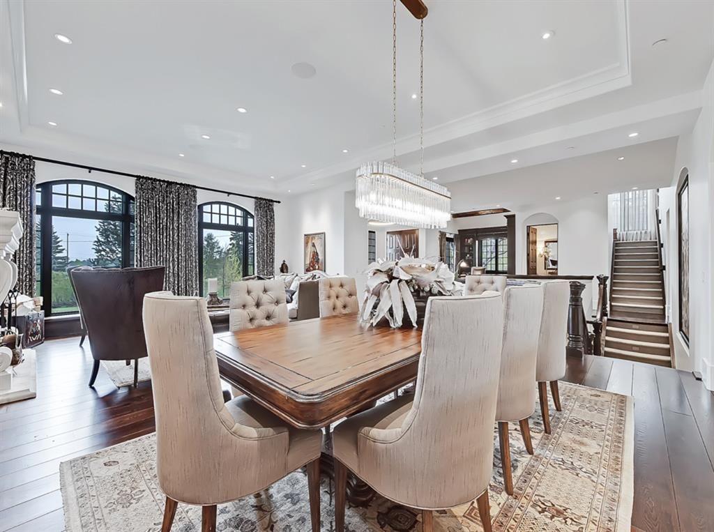 4219 14th Street SW - Altadore LUXURY living room