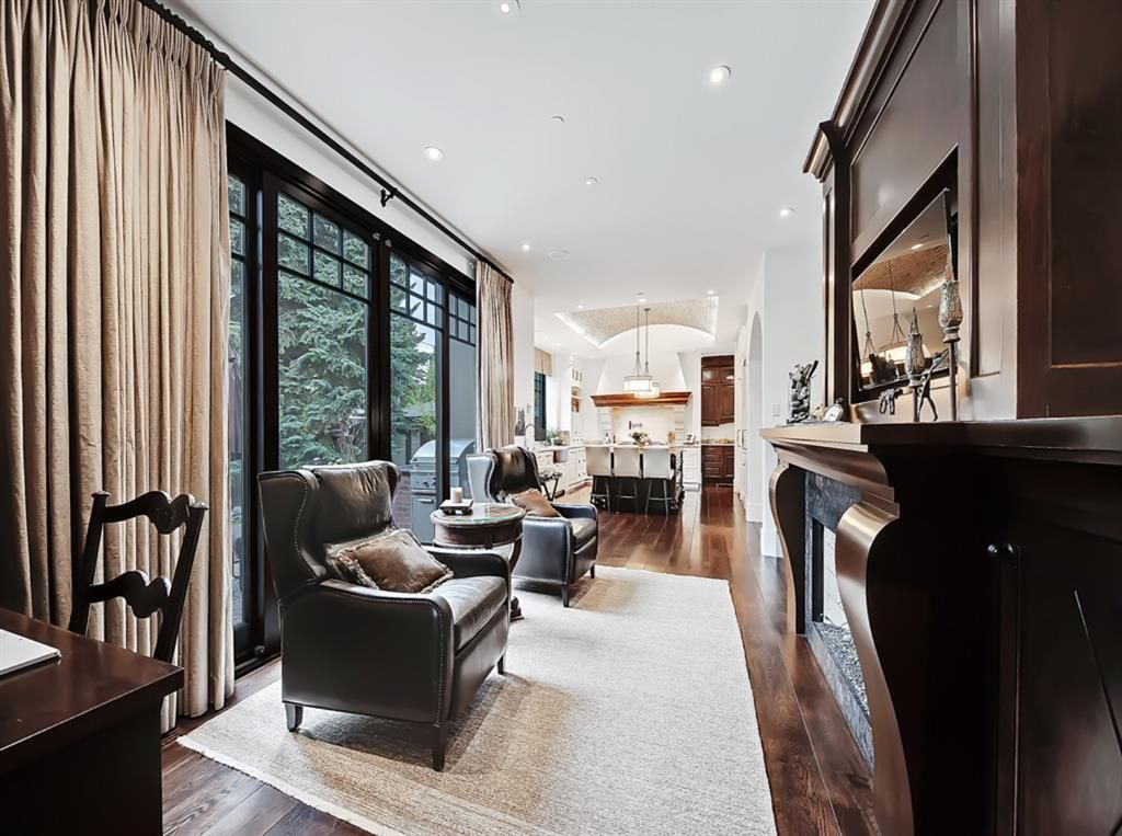 Luxury home listing in Altadore, Calgary