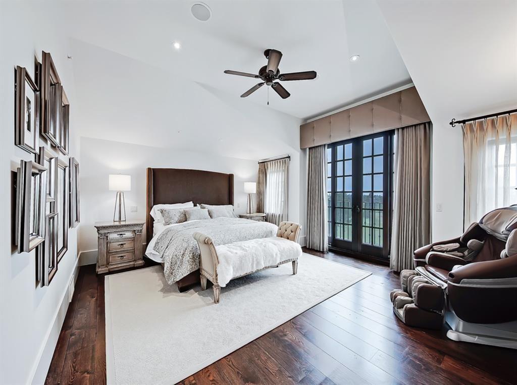 4219 14th Street SW - Altadore LUXURY master bedroom