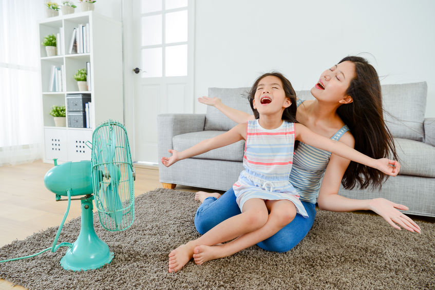 ways to keep your home cool during the summer