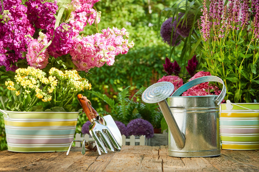 tips for selling your home in the summer - landscaping