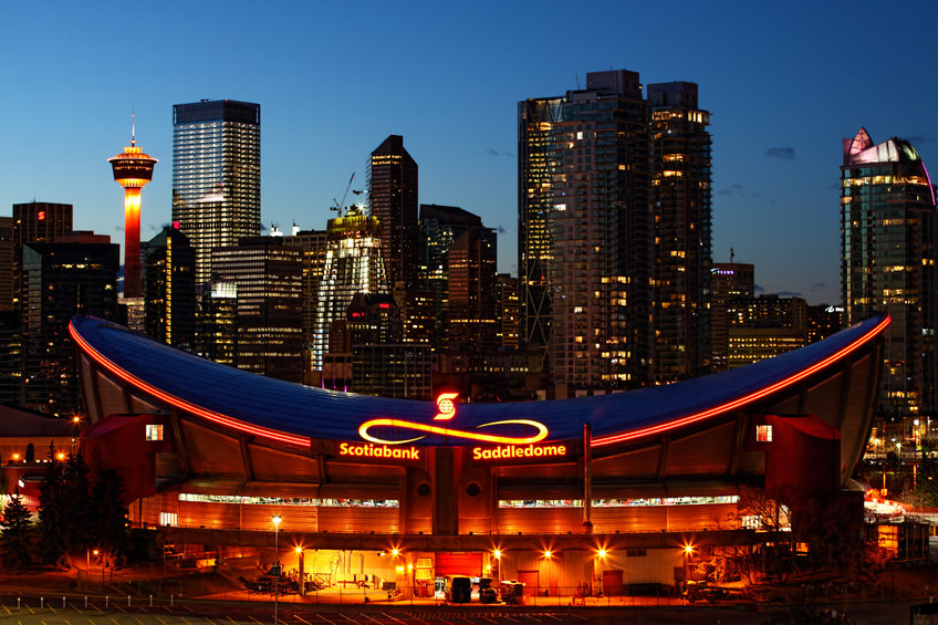What is Calgary Famous For? Vibrant downtown and activities + events year round
